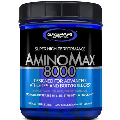 AMINOMAX 8000 350 TABLETES - GASPARI