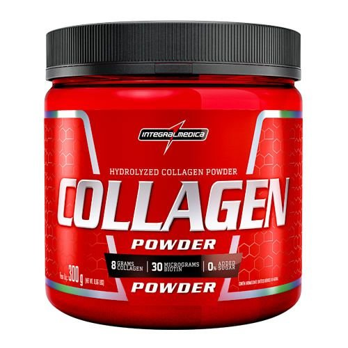 COLLAGEN POWDER - 300mg - Integral Médica