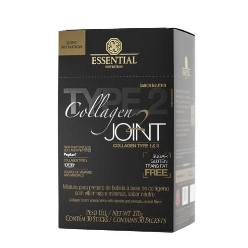 COLLAGEN JOINT - 30 SACHÊS - ESSENTIAL NUTRITION