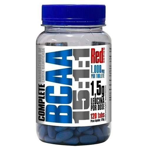 BCAA 15:1:1 - 60 TABLETS - RED SERIES