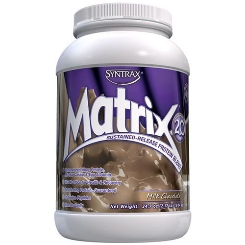 WHEY PROTEIN MATRIX 900g - SYNTRAX