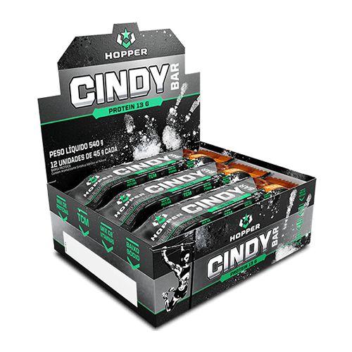 CINDY BAR DOCE DE LEITE - 45g - UNIDADE