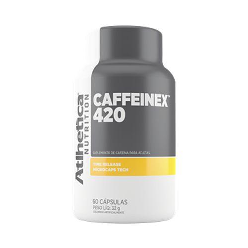 CAFFEINEX 420 - 60 CAPS - ATLHETICA