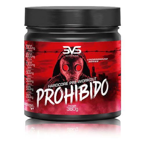 PROHIBIDO 360g - 3VS