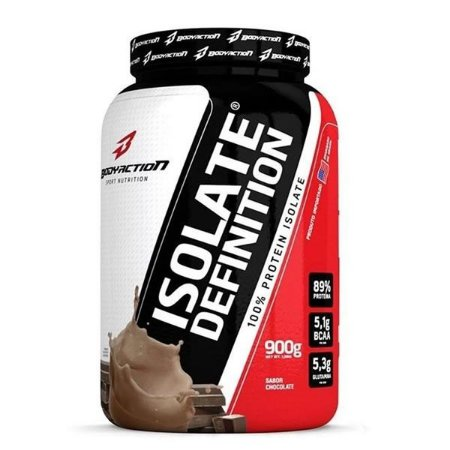 BODYACTION - ISOLATE DEFINITION - 900g