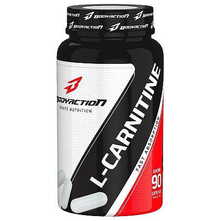 BODYACTION - L-CARNITINE 500mg - 90 CAPSULAS