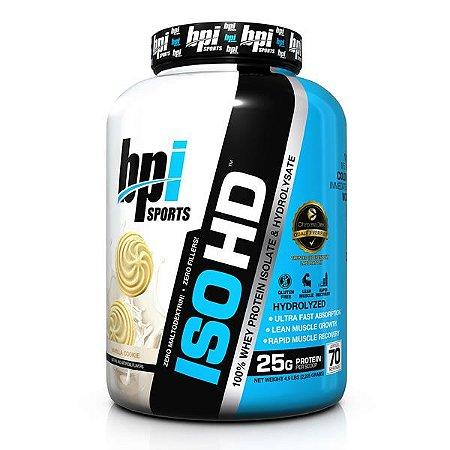 PROTEÍNA ISO HD 2,3 kg BPI Sports
