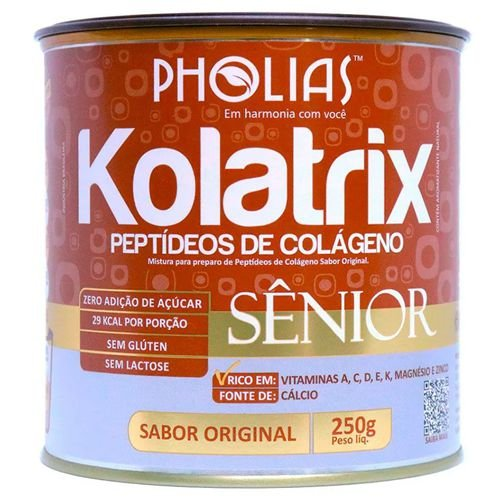KOLATRIX SENIOR 250G - PHOLIAS