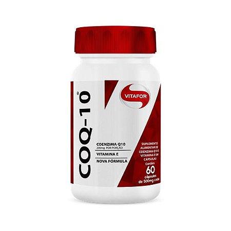 COENZIMA Q10 - COQ-10 - VITAFOR 60 cápsulas