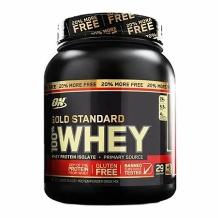 GOLD STANDARD 100% WHEY PROTEIN - 1,09Kg - Optimum Nutrition