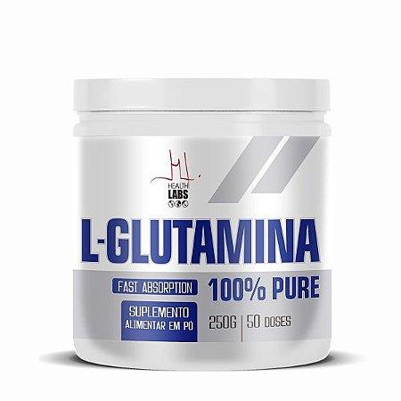 HEALTH LABS - L-GLUTAMINA - 1KG