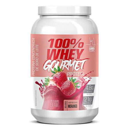 HEALTH LABS - WHEY 100% GOURMET PROTEIN - 1,8KG