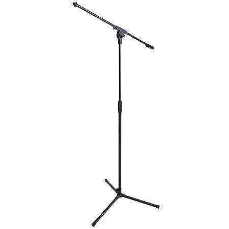 Suporte Pedestal Tripé Girafa Para Microfone Pz DD130