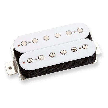 Captador Guitarra Humbucker Custom 84 Ponte Malagoli Branco