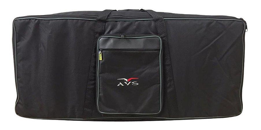 Capa Acolchoada Para Teclado Yamaha Casio AVS CH200