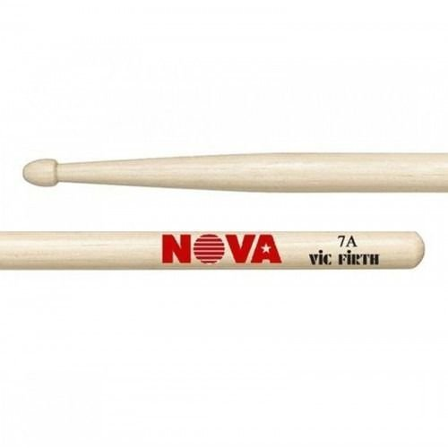 Par De Baquetas Nova By Vic Firth 7a Hickory