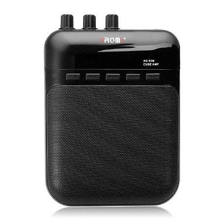 Mini Caixa Amplificadora Aroma