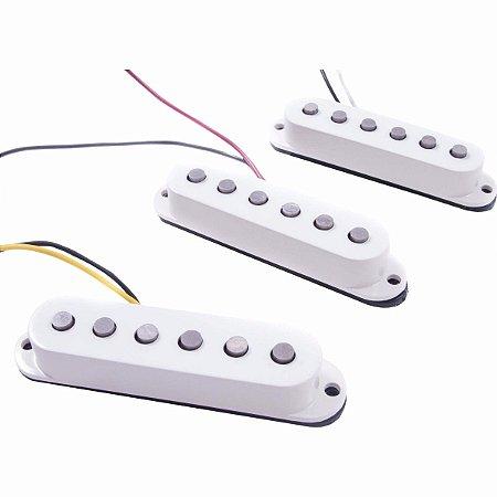 Captadores Para Guitarra Deluxe Drive Stratocaster Fender