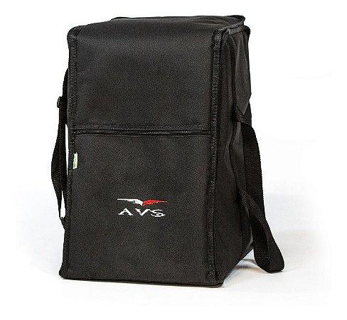 Bag Capa Para Cajon Luxo Profissional Acolchoada Com Alça