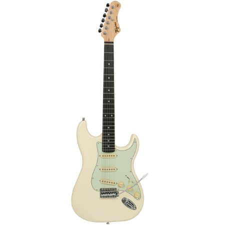 Guitarra Eletrica Stratocaster Tagima TG-500 Olympic White