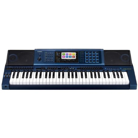 Teclado Musical Digital Arranjador Casio MZ-X500K2