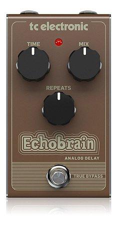 Pedal Para Guitarra Delay Analógico Echobrain Tc Electronic