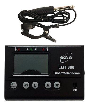 Metronomo Afinador Digital Para Instrumentos Eno Music