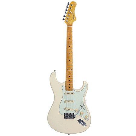 Guitarra Elétrica Tagima TG-530 Série Woodstock Olympic White
