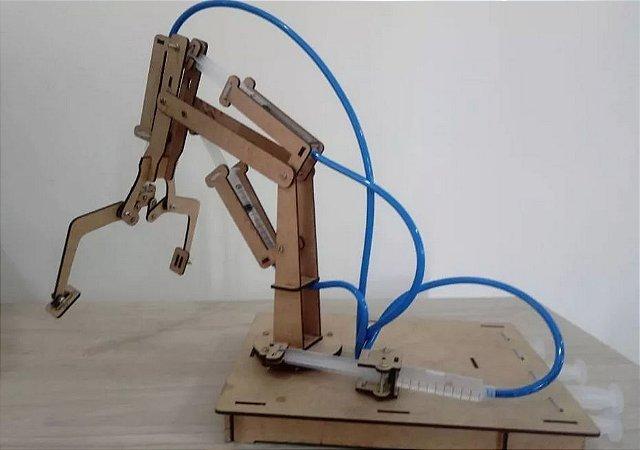 Kit de Braço robótico didático