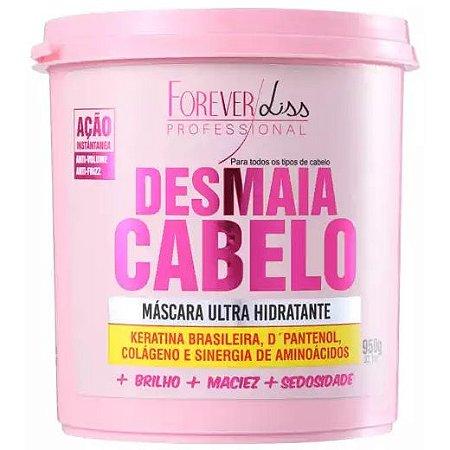 Forever Liss Desmaia Cabelo Máscara Ultra Hidratante 950g
