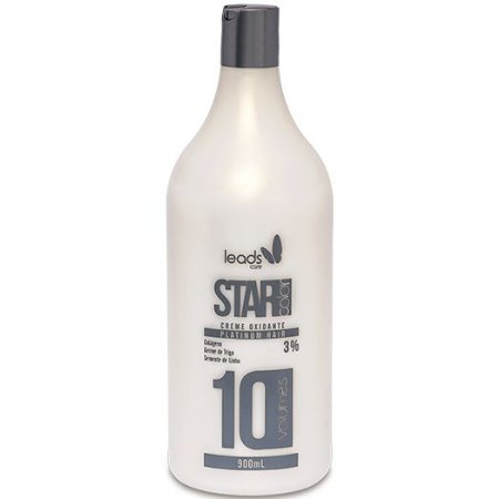 Leads Care Star Color Creme Oxidante 10 Volumes 900ml
