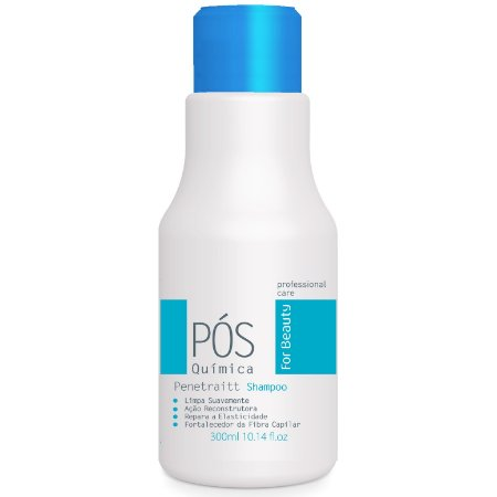 For Beauty Pós Química Penetraitt Shampoo 300ml
