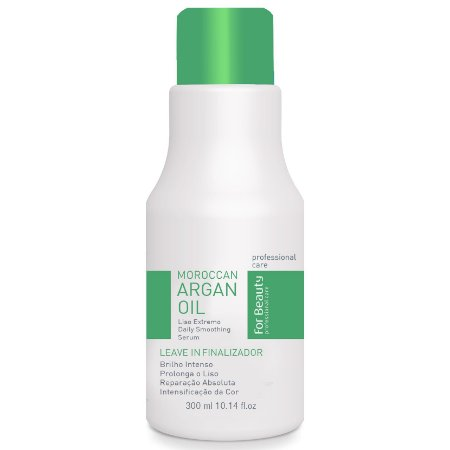 For Beauty Max Illumination Argan Oil Leave-in 300ml