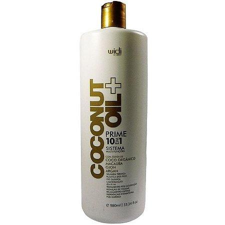 Widi Care Coconut Oil Prime 10 em 1 Sistema Multifunções 980ml
