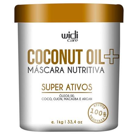 Widi Care Coconut Oil Máscara de Hidratação 1kg