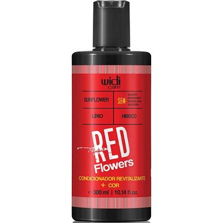 Widi Care Red Flowers Condicionador Revitalizante 300ml