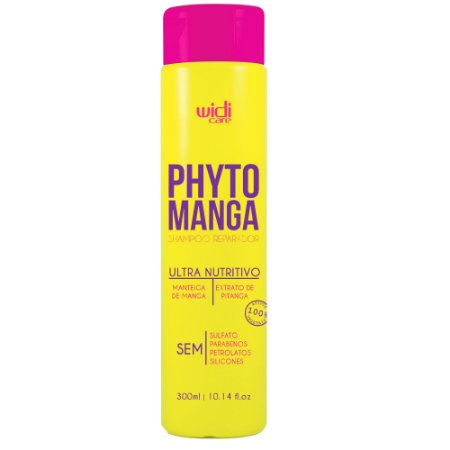 Widi Care PhytoManga Ultra Nutritivo Shampoo 300ml