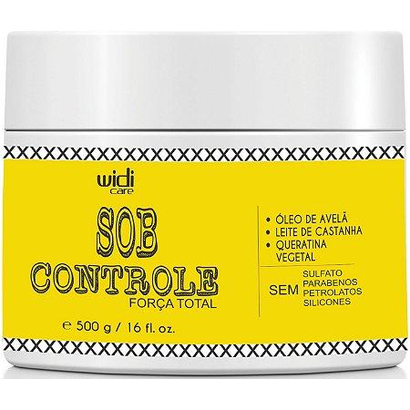 Widi Care Sob Controle Tratamento Força Total Máscara 500g