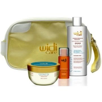 Widi Care Coconut Oil Kit com Necessaire Edição Especial