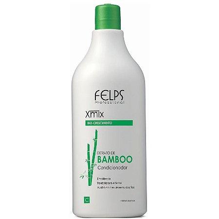 Felps Xmix Extrato de Bamboo Condicionador 1000ml
