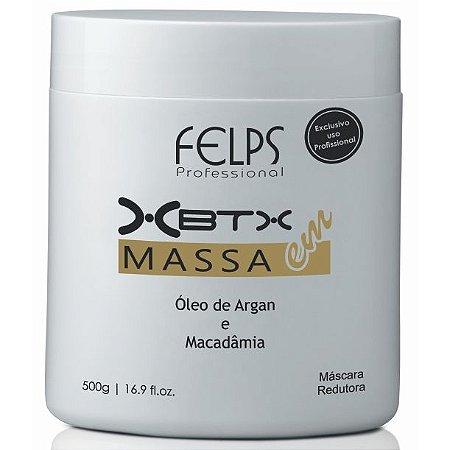 Felps XBTX Tratamento Capilar em Massa Máscara Redutora 500g