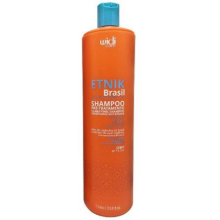 Widi Care Etnik Brasil Shampoo Pré-Tratamento 950ml