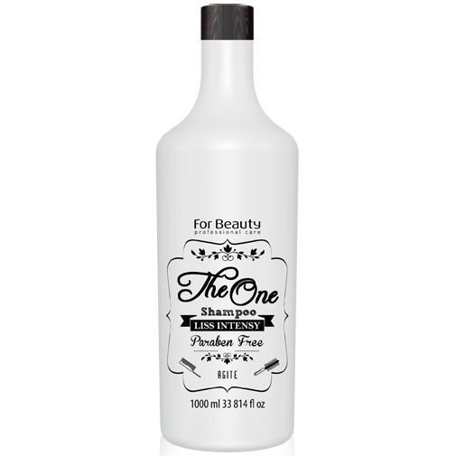 For Beauty Shampoo The One Liss Intensy 1000ml