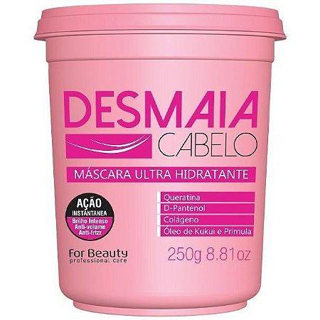 For Beauty Desmaia Cabelo Máscara 250g