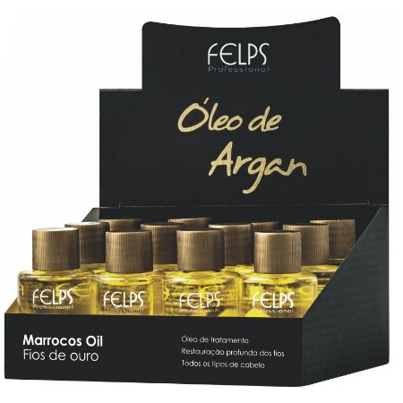 Felps Óleo de Argan 12x7ml