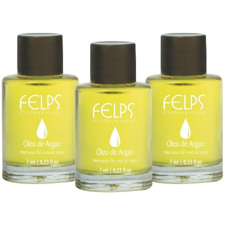 Felps Óleo de Argan 3x7ml
