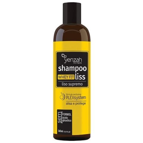 Yenzah Whey Fit Liss Shampoo Alisante 365ml