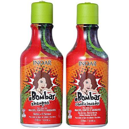 Inoar Shampoo e Condicionador Bombar (2x250ml)