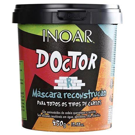 Inoar Doctor Máscara Reconstrução 450g