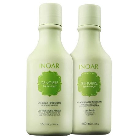 Inoar Gengibre Fresh Ginger (2x250ml)